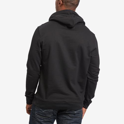 Back View of Hudson Men's Slasher Bear Hoodie