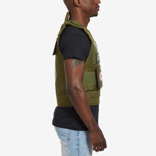 Right Side View of Hudson Men's Icons Vest
