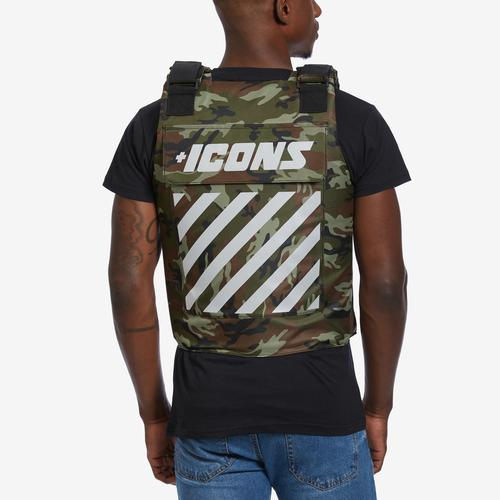 Hudson Men's Icons Reflective Vest
