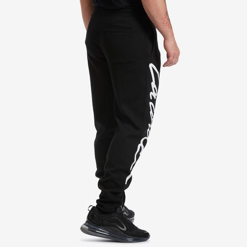 Lacoste Men's Unisex LIVE Signature Textured Fleece Sweatpants