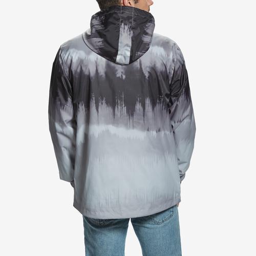 Bleeker & Mercer Men's Full Zip Hooded Jacket