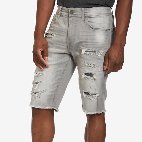 Front View of Jordan Craig Men's Memphis Twill Shorts 2.0