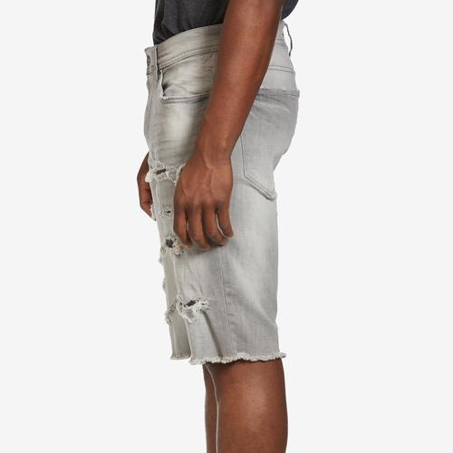 Left Side View of Jordan Craig Men's Memphis Twill Shorts 2.0