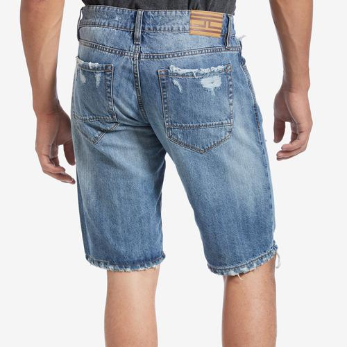 Jordan Craig Cypress Distressed Denim Shorts