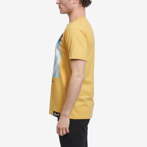 Right Side View of Hasta Muerte Men's JC Lightning T-Shirt