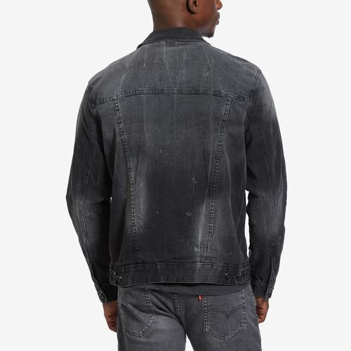 Smoke Rise Blast Denim Jacket
