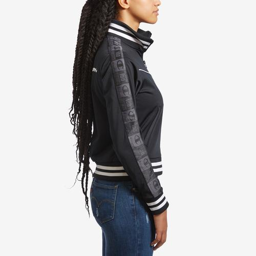 Right Side View of Champion Women's Life Tricot Track Jacket
