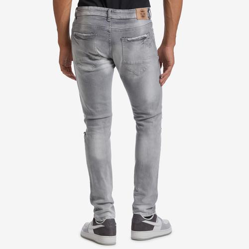 Back View of Jordan Craig Men's Sean-Asbury Denim