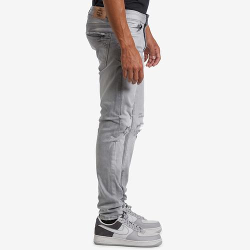 Right Side View of Jordan Craig Men's Sean-Asbury Denim