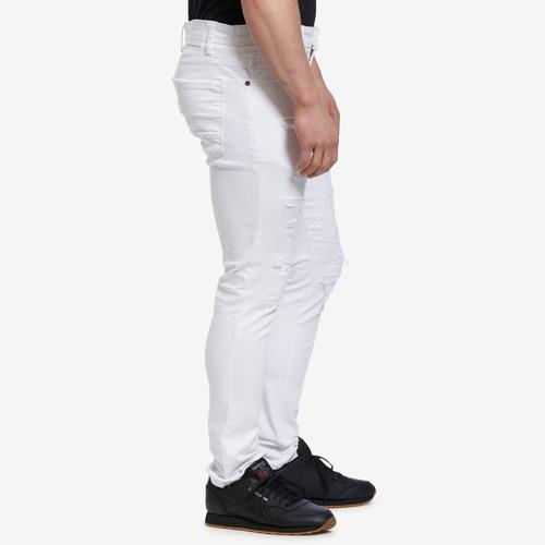 Left Side View of Jordan Craig Men's Sean- Tribeca Twill Pants