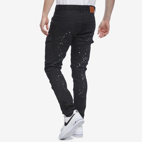 Smoke Rise Fashion Twill Cargo Pants