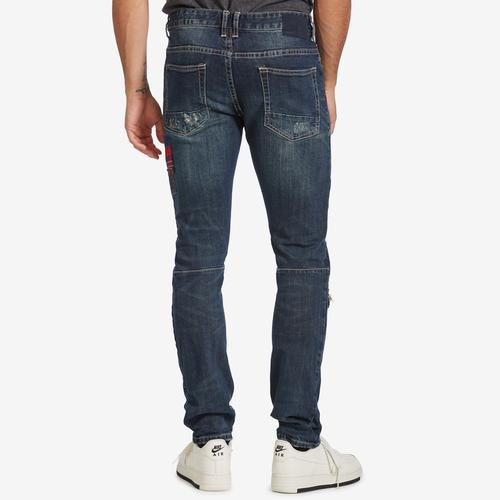 Smoke Rise Patch Jeans