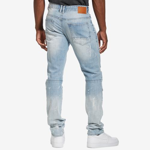 Smoke Rise 5 Pocket Blast Denim Jeans
