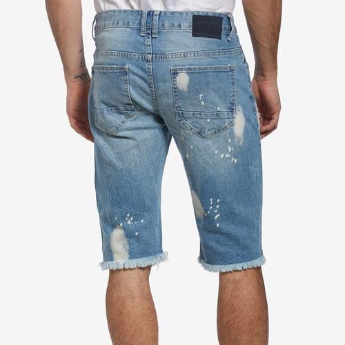 Smoke Rise Men's Rip And Repair Shorts