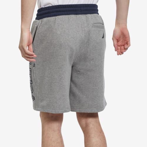 Nautica Men's Logo Knit Shorts
