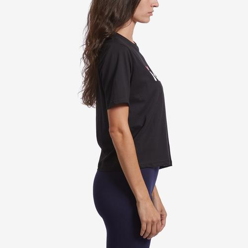 Right Side View of FILA Women's Miss Eagle Tee