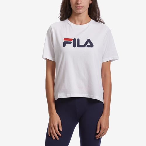 Front View of FILA Women's Miss Eagle Tee
