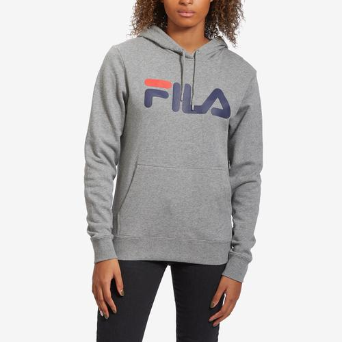 Front View of FILA Women's Lucy Pullover Hoodie
