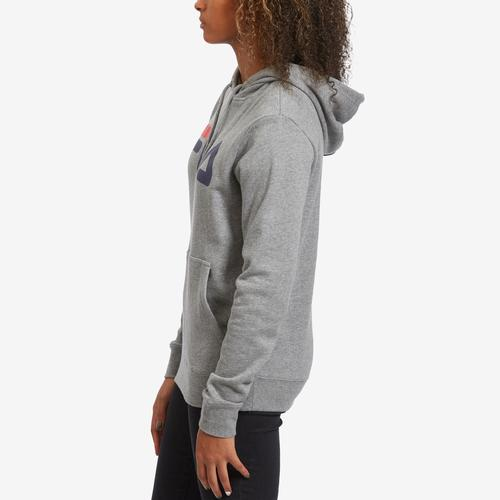 Left Side View of FILA Women's Lucy Pullover Hoodie