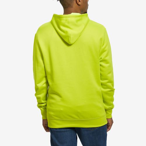 Back View of Guess Men's Sid Athletic Logo Hoodie