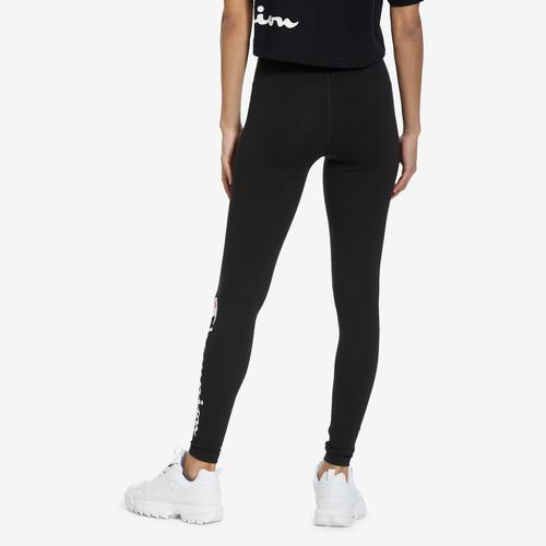 Champion Women's Authentic Leggings, Script Logo