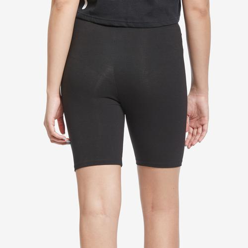 Champion Women's Everyday Bike Shorts, Script Logo