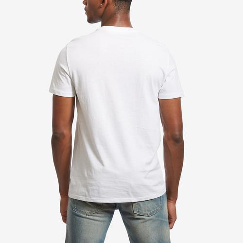 Guess Men's Exploding Logo T-Shirt