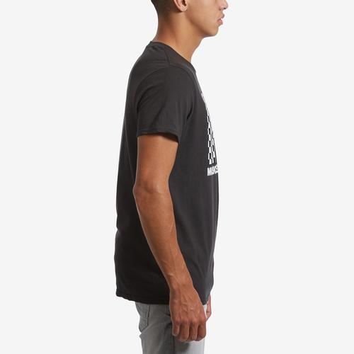 Right Side View of Freeze Men's MTV Check T-Shirt