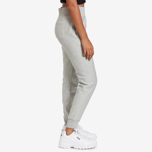 Right Side View of Champion Women's Life Reverse Weave Joggers