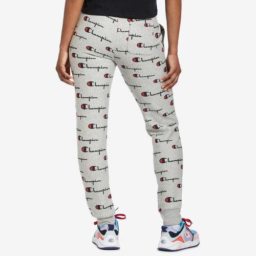 Champion Life Reverse Weave Joggers, Allover Print