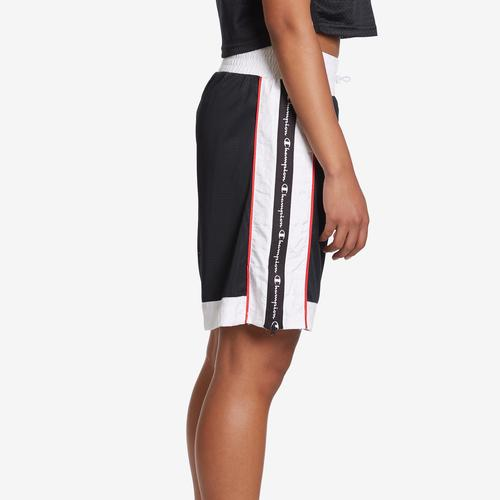 Right Side View of Champion Women's Mesh Short