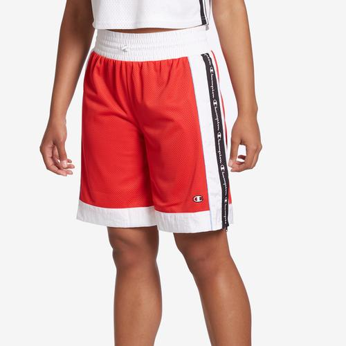 Front View of Champion Women's Mesh Short
