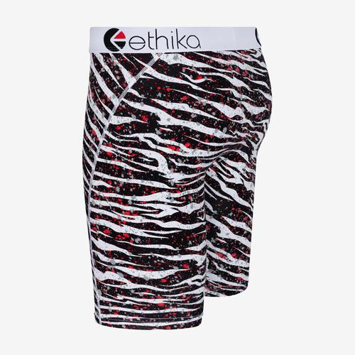 ETHIKA Tiger Paint Boxer Brief