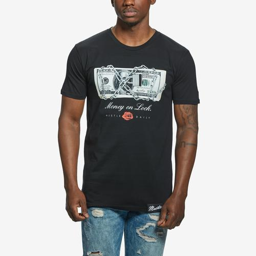 Front View of Hasta Muerte Men's short Sleeve Graphic Tee