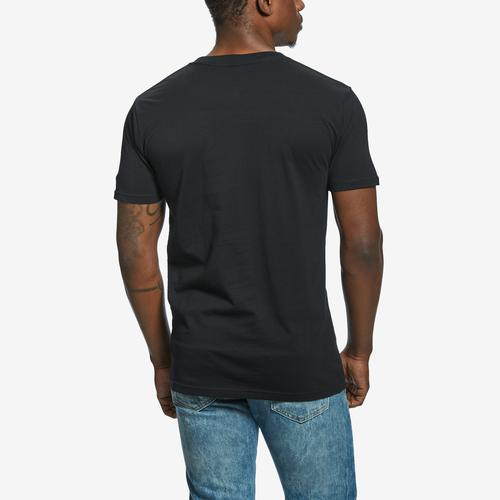 Back View of Hasta Muerte Men's short Sleeve Graphic Tee