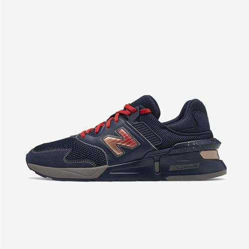 Left Side View of New Balance Men's 997 Sport Inspire the Dream Sneakers