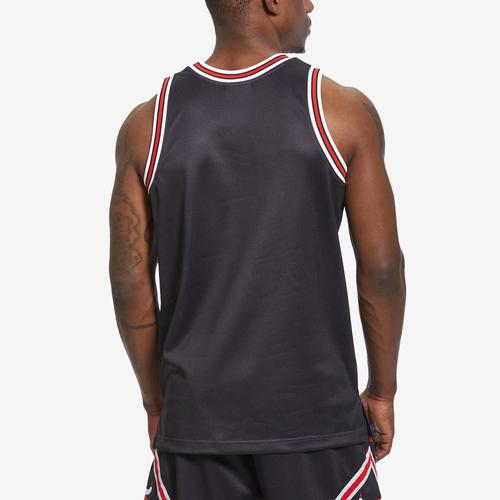 Mitchell + Ness Men's Big Face Jersey Chicago Bulls
