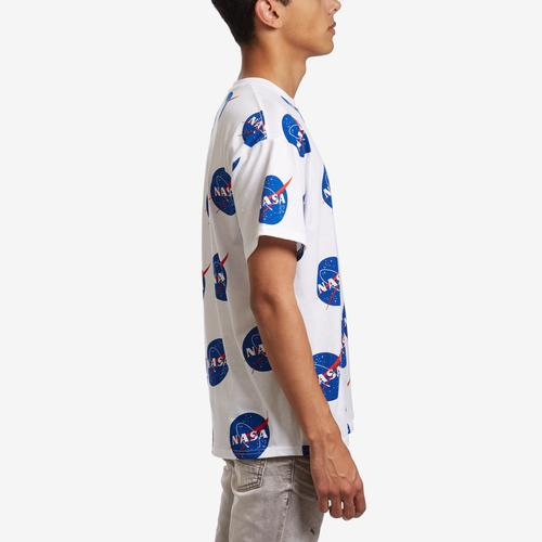 Right Side View of Freeze Men's NASA T-Shirt