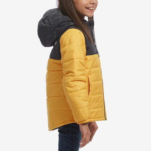 Right Side View of The North Face Boy's Toddler Reversible Mount Chimborazo Hoodie