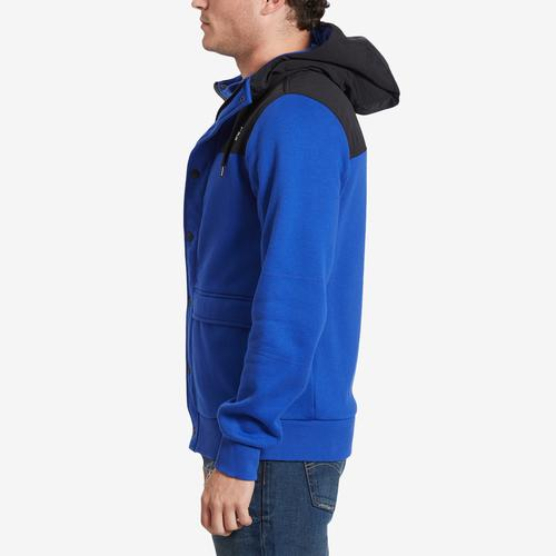 Left Side View of The North Face Men's Rivington Jacket II