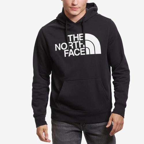 Front View of The North Face Men's Half Dome Pullover Hoodie