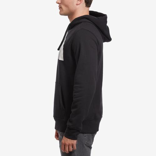 Left Side View of The North Face Men's Half Dome Pullover Hoodie