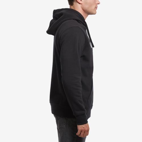 Right Side View of The North Face Men's Half Dome Pullover Hoodie
