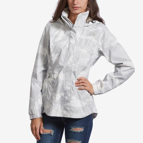 Front View of The North Face Women's Resolve Parka II