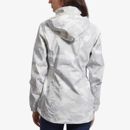 Back View of The North Face Women's Resolve Parka II