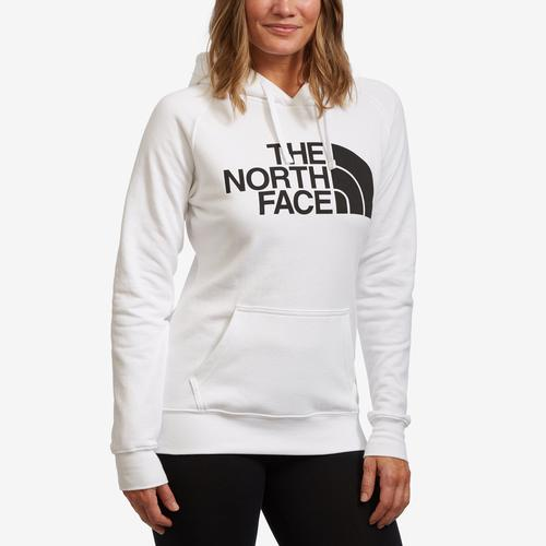 Front View of The North Face Women's Half Dome Pullover Hoodie