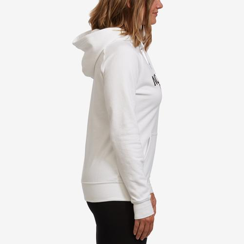 Right Side View of The North Face Women's Half Dome Pullover Hoodie