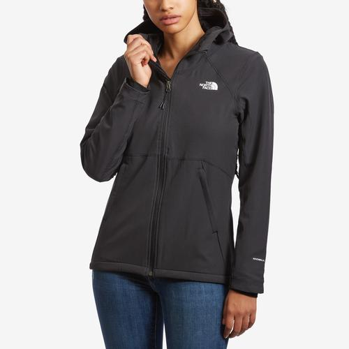 Front View of The North Face Women's Shelbe Raschel Hoodie