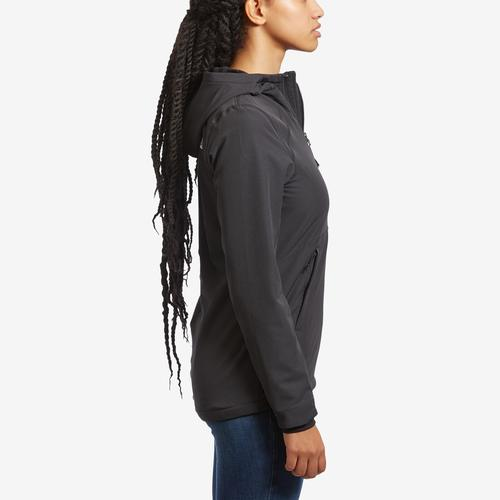 Right Side View of The North Face Women's Shelbe Raschel Hoodie