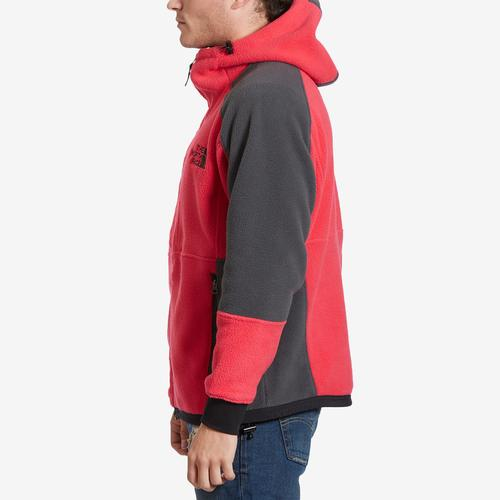 Left Side View of The North Face Men's '94 Rage Classic Fleece Hoodie